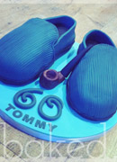 Pipe and Slippers Cake