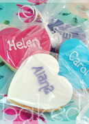 Cookie Guest Name Favours