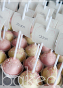 Place Setting Cake Pops